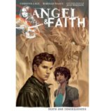 Portada de [(ANGEL & FAITH: DEATH AND CONSEQUENCES VOLUME 4)] [AUTHOR: REBEKAH ISAACS] PUBLISHED ON (OCTOBER, 2013)