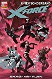 Portada de X- MEN SONDERBAND: DIE NEUE X- FORCE #8 - DER SCHLUSSSTRICH ***FINALAUSGABE*** (2013, PANINI)