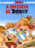 Portada de ASTERIX 26: A ODISSEIA DE ASTÉRIX
