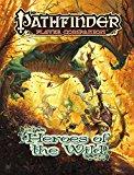 Portada de PATHFINDER PLAYER COMPANION: HEROES OF THE WILD