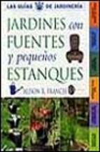 Portada de JARDINERIA CON FUENTES Y PEQUEÑOS ESTANQ