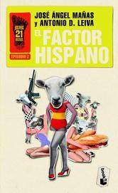 Portada de EL FACTOR HISPANO - EBOOK