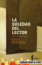 Portada de LA SOLEDAD DEL LECTOR - EBOOK
