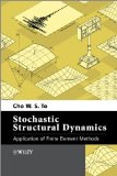 Portada de STOCHASTIC STRUCTURAL DYNAMICS: APPLICATION OF FINITE ELEMENT METHODS