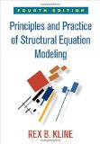 Portada de PRINCIPLES AND PRACTICE OF STRUCTURAL EQUATION MODELING
