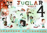 Portada de EP 4 - MUSICA CUAD. - JUGLAR SIGLO XXI
