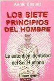 Portada de LOS SIETE PRINCIPIOS DEL HOMBRE: LA AUTENTICA IDENTIDAD DEL SER HUMANO