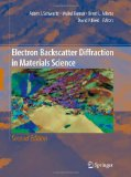 Portada de ELECTRON BACKSCATTER DIFFRACTION IN MATERIALS SCIENCE
