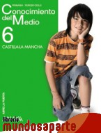 Portada de CONOCIMIENTO DEL MEDIO 6