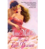 Portada de [(FOR THE EARL'S PLEASURE)] [AUTHOR: ANNE MALLORY] PUBLISHED ON (JULY, 2009)