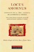 Portada de LOCUS AMOENUS: ANTOLOGIA DE LA LIRICA MEDIEVAL DE LA PENINSULA IBERICA