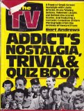 Portada de THE TV ADDICT'S NOTAGLIA, TRIVIA AND QUIZ BOOK