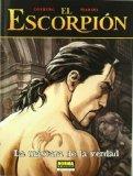 Portada de EL ESCORPION (VOL. 9): LA MASCARA DE LA VERDAD