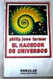 Portada de EL HACEDOR DE UNIVERSOS