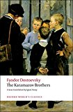 Portada de THE KARAMAZOV BROTHERS (OXFORD WORLD'S CLASSICS)