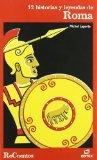 Portada de 12 HISTORIAS Y LEYENDAS DE ROMA