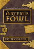 Portada de ARTEMIS FOWL BOXED SET
