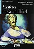 Portada de MYSTERES AU GRAND HOTEL (NIVEAUX DEUX A2)(CD)