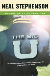 Portada de THE BIG U