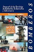 Portada de PERSONAL DE LOS SERVICIOS DE EXTINCION DE INCENDIOS Y SALVAMENTO.BOMBERO. TEMARIO JURIDICO