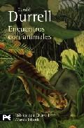 Portada de ENCUENTROS CON ANIMALES