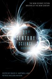 Portada de 21ST CENTURY SCIENCE FICTION