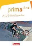 Portada de PRIMA PLUS A1.2 LIBRO DE CURSO