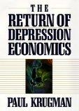 Portada de THE RETURN OF DEPRESSION ECONOMICS