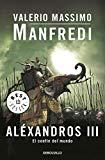 Portada de ALEXANDROS III: EL CONFIN DEL MUNDO
