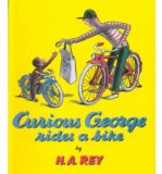 Portada de [( CURIOUS GEORGE RIDES A BIKE )] [BY: H A REY] [OCT-1999]