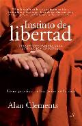 Portada de INSTINTO DE LIBERTAD