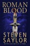 Portada de ROMAN BLOOD (GORDIANUS THE FINDER 1) BY SAYLOR. STEVEN ( 2011 ) PAPERBACK
