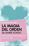 Portada de RESUMEN LECTORAMA DE... LA MAGIA DEL ORDEN, DE MARIE KONDO: HERRAMIENTAS PARA ORDENAR TU CASA… ¡Y TU VIDA!