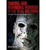 Portada de [(MAKING AND REMAKING HORROR IN THE 1970S AND 2000S)] [ BY (AUTHOR) DAVID ROCHE ] [JUNE, 2014]