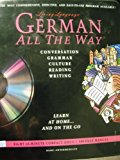 Portada de GERMAN ALL THE WAY (CD): LEARN AT HOME AND ON THE GO (LIVING LANGUAGE SERIES) BY CROWN (1994-05-10)