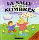 Portada de LA SALLY JUGA AMB ELS NOMBRES