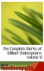 Portada de THE COMPLETE WORKS OF WILLIAM SHAKESPEARE, VOLUME VI