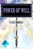 Portada de POWER OF WILL