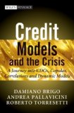 Portada de CREDIT MODELS AND THE CRISIS: A JOURNEY INTO CDOS, COPULAS, CORRELATIONS AND DYNAMIC MODELS (THE WILEY FINANCE SERIES) BY DAMIANO BRIGO (13-APR-2010) PAPERBACK
