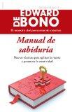 Portada de MANUAL DE SABIDURÍA