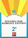 Portada de CUADERNOS DE MATEMÁTICAS 1. 2 ESO. DIVISIBILIDAD. NÚMEROS ENTEROS