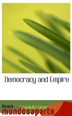 Portada de DEMOCRACY AND EMPIRE