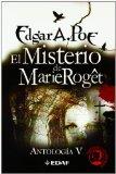 Portada de EL MISTERIO DE MARIE ROGET: ANTOLOGIA V