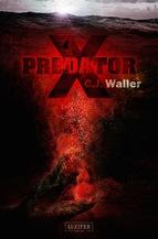 Portada de PREDATOR X (EBOOK)