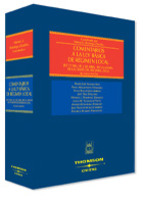 Portada de COMENTARIOS A LA LEY BÁSICA DE RÉGIMEN LOCAL