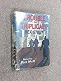 Portada de TROUBLES IN TRIPLICATE