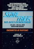 Portada de ENCOUNTER AT FARPOINT (STAR TREK: THE NEXT GENERATION)
