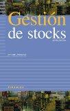 Portada de GESTIÓN DE STOCKS: SEXTA EDICIÓN (EMPRESA Y GESTION)