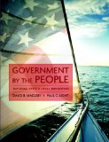 Portada de GOVERNMENT BY THE PEOPLE: NATIONAL, STATE, AND LOCAL