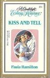 Portada de KISS AND TELL